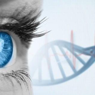genética ocular