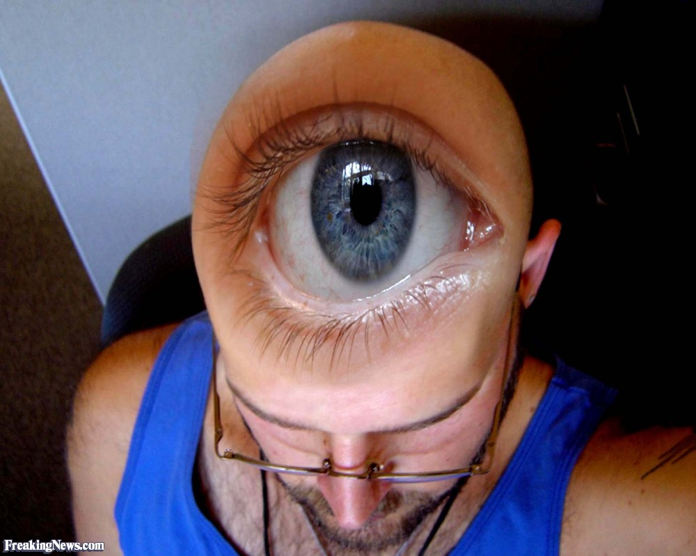 olhos x cérebro